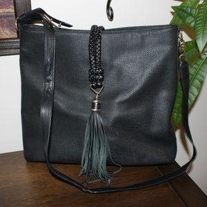 Stella & Dot, Black Shoulder bag